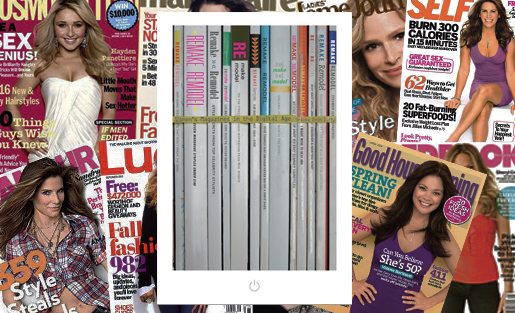 Duffy's book, Remake/Remodel: Women's Magazines in the Digital Age