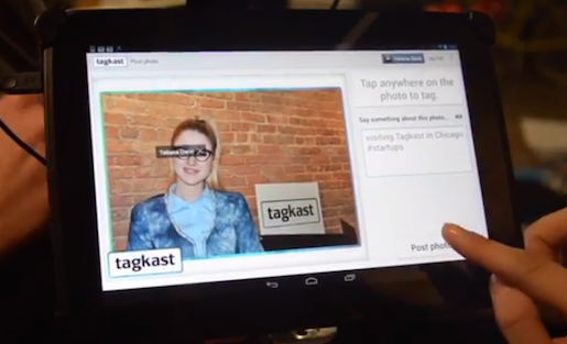 Tagkast is a social media marketing company that helps advertisers turn photo sharing on social media into branded content.