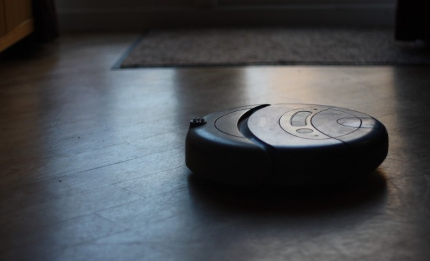 Carr has taken aim at things like the Roomba. Photo by  Juliette Culver and used here with Creative Commons license.