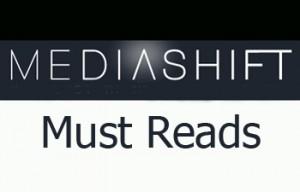mediashift must reads logo