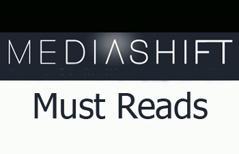 mediashift must reads logo