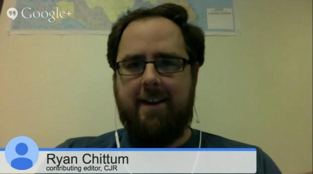 Ryan Chittum Mediatwits 144