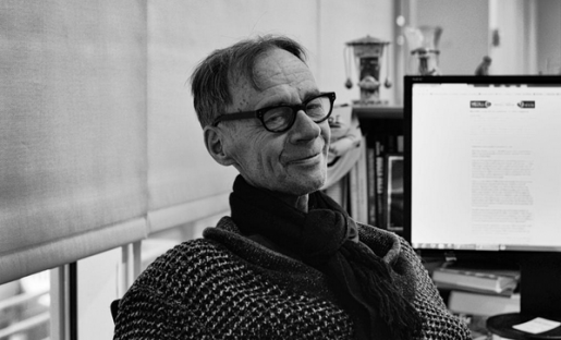 David Carr, photographed by Nick Bilton just two weeks before he passed away.
