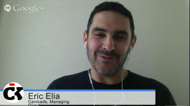 Eric Elia Cover