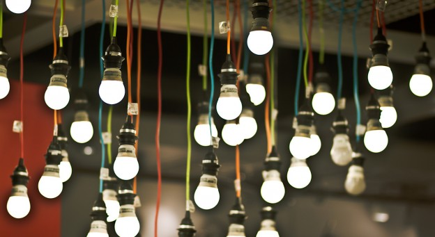 Crowdfunding - light bulbs