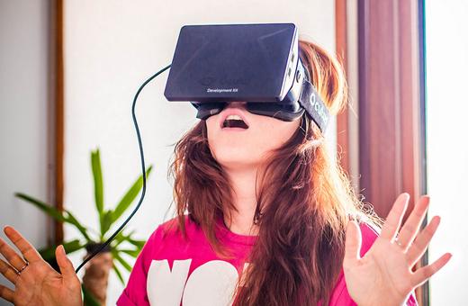 oculus woman