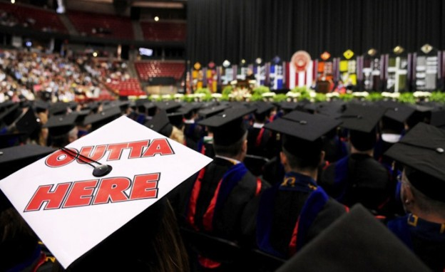 At a glance, journalism schools typically have a standard 4-year graduation rate, but problems with advising and course management can extend that time to graduation. Photo courtesy of The Badger Herald.
