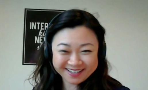 Eunice Shin cover