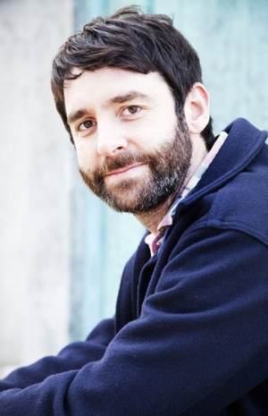 Gabriel Roth, Slate's editorial director. Photo courtesy of Melissa Stewart.