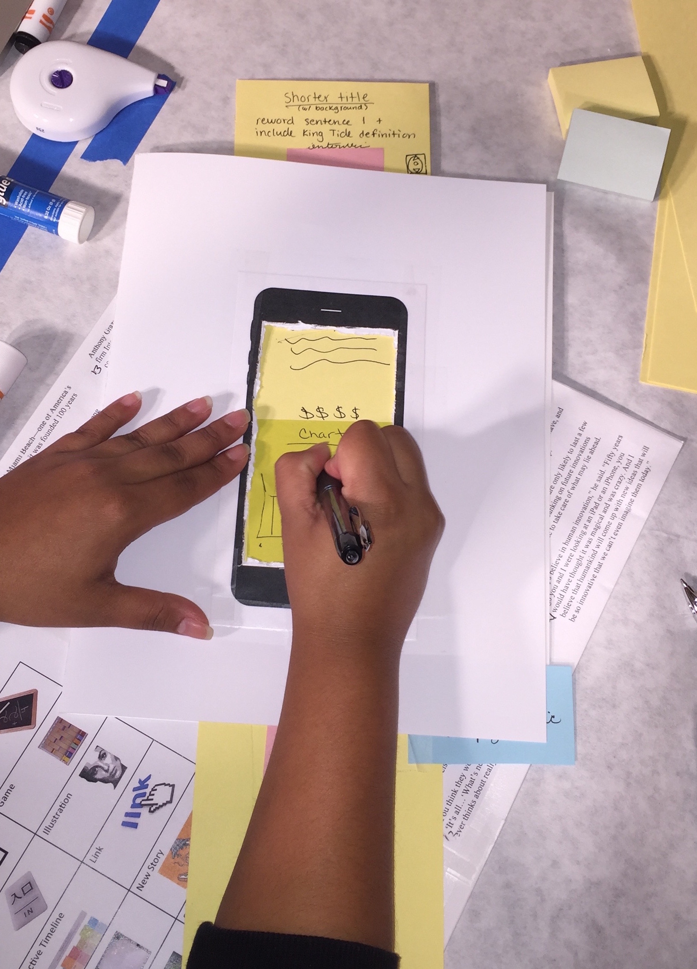 iphone research working paper Papers is your personal library of research on the go  papers 1 for ios library imports from working  notes to a paper on both ipad and iphone,.