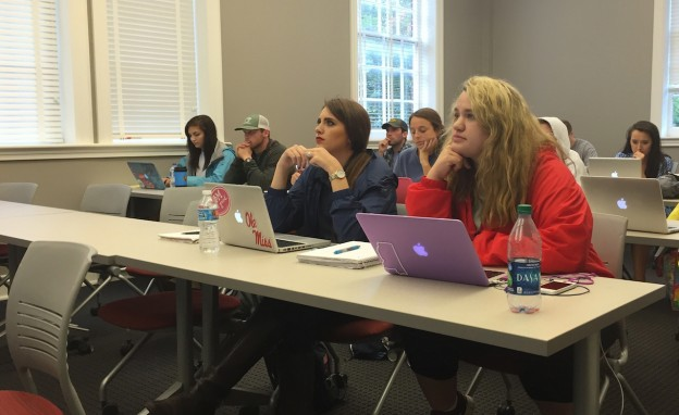 Students at the University of Mississippi can earn a specialization in media management, which educates them on the business side of news.
