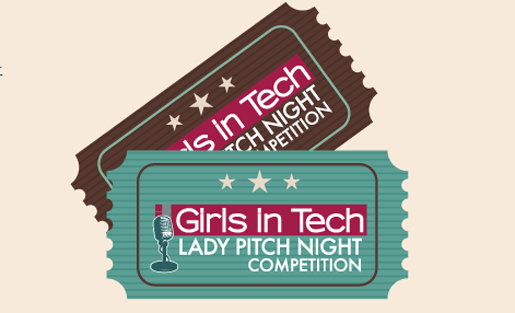 lady pitch night image