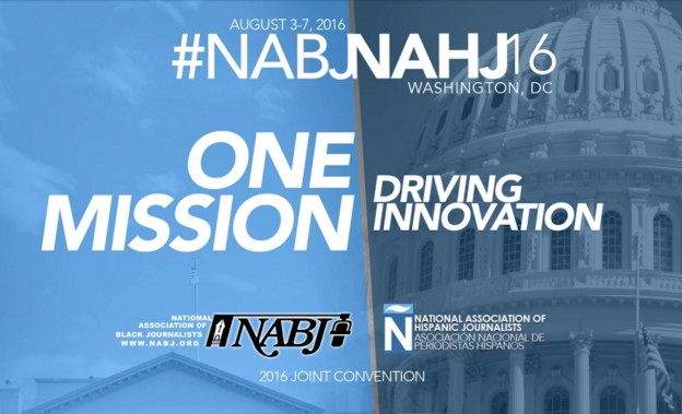 Register for the NABJ/NAHJ Convention and Career Fair by Mar. 1st to receive early-bird pricing.