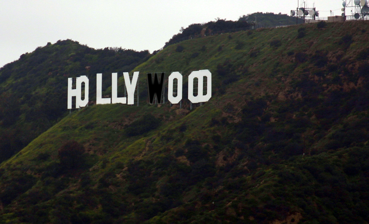 Hollywood has a diversity problem. Photo adapted from Stefan Kelnner and used here with Creative Commons license