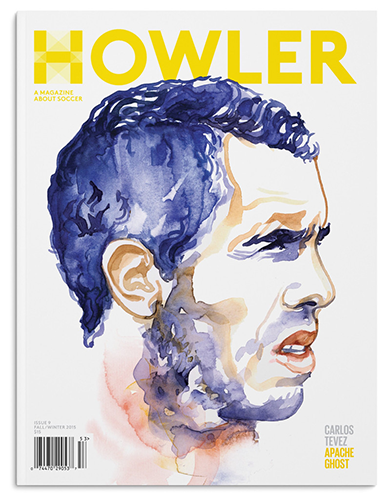 Howler's fall/winter 2015 issue.