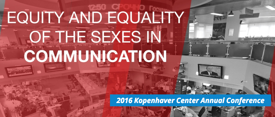 The Kopenhaver Center at Florida International University will host an in-person and livestreaming conference Thursday, April 21, on gender and equity in communications professions.