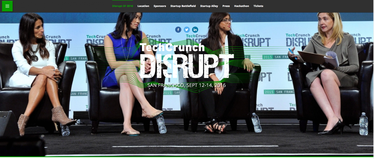 Disrupt screenshot