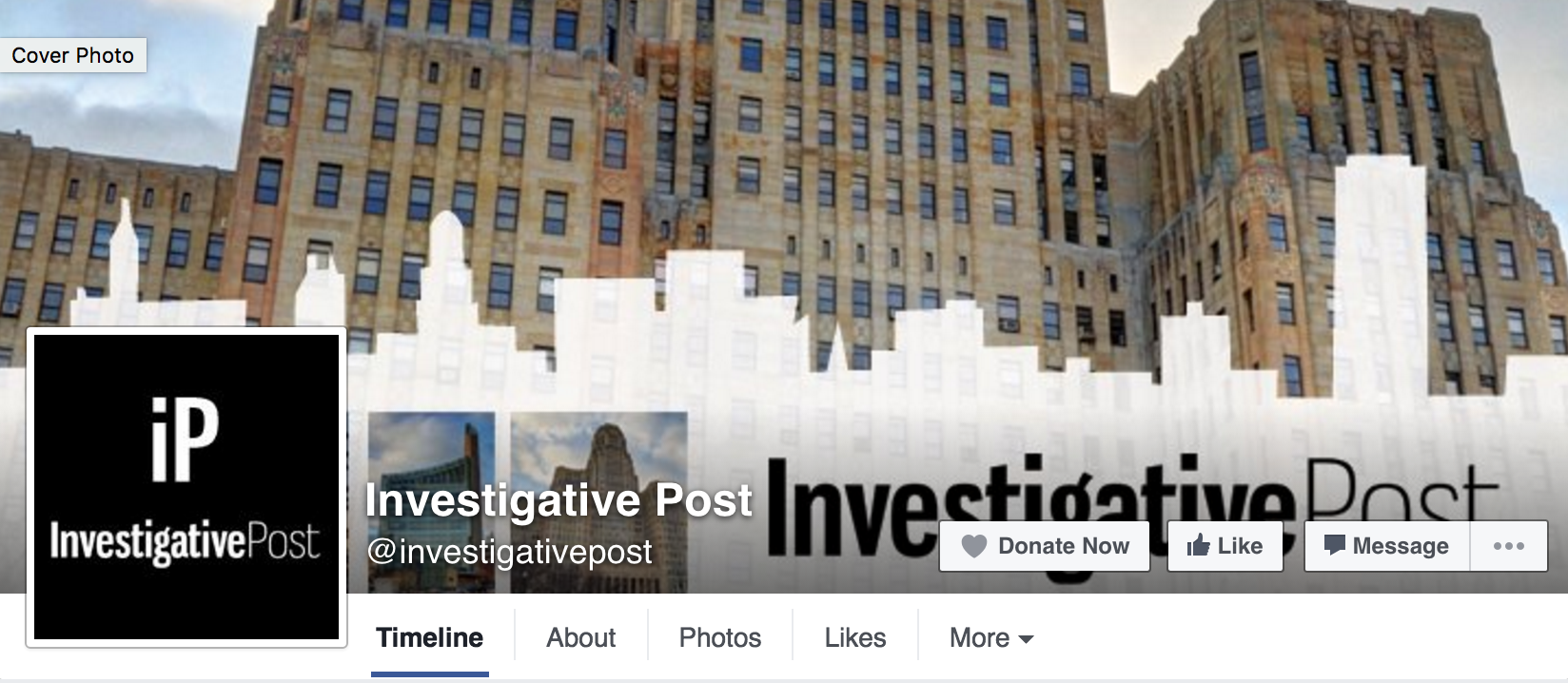 Investigative Post Facebook Page