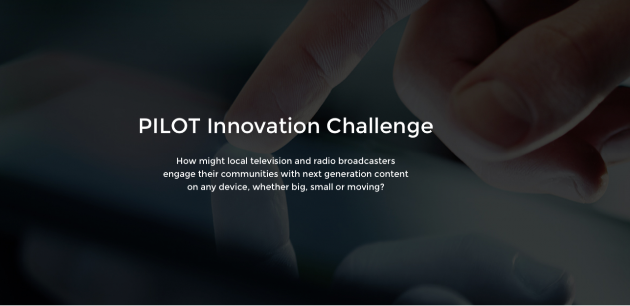 The PILOT Innovation Challenge is a new addition to this week's post.