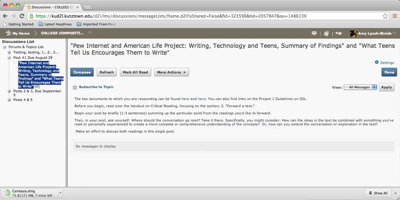 How to Shake Up the Discussion Board in Your Online Class