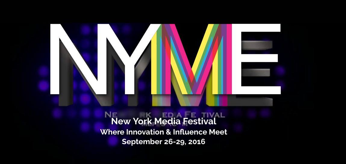 The New York Media Festival is a new addition to this week's events post.