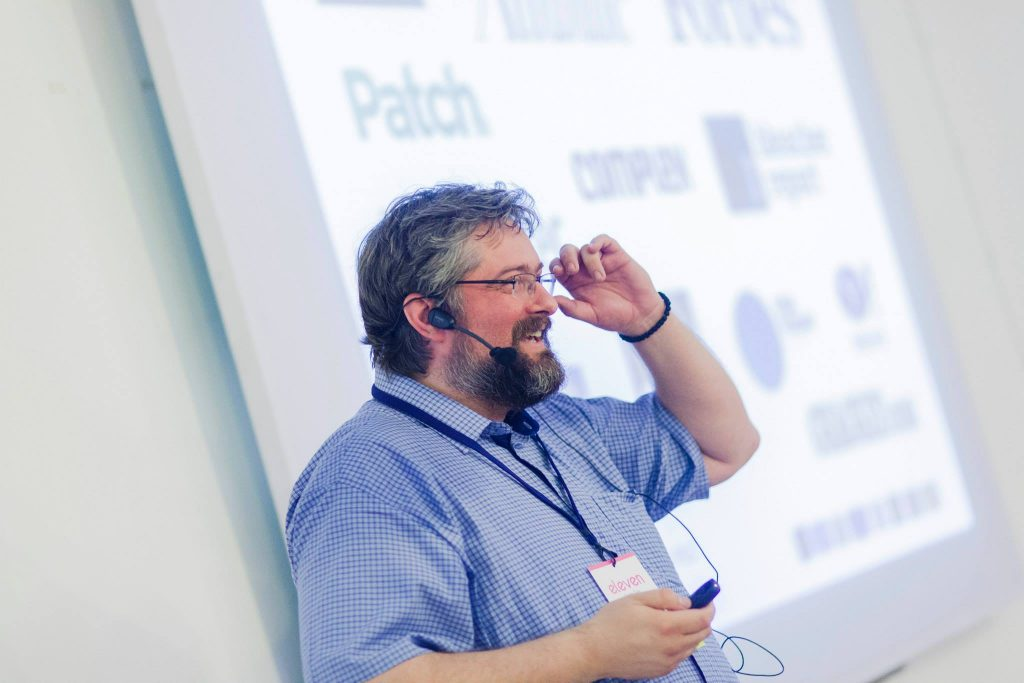 Content Insights founder and CEO, Dejan Nikolić. Courtesy photo.