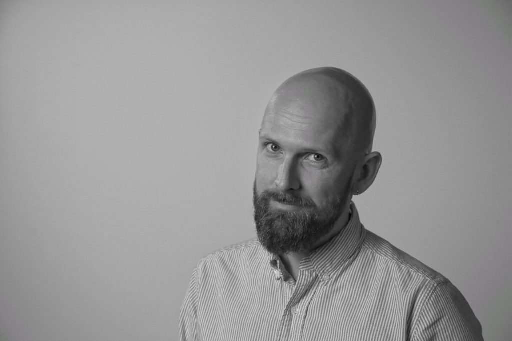 Pete Jones, Senior Producer at Framestore VR. Courtesy photo.