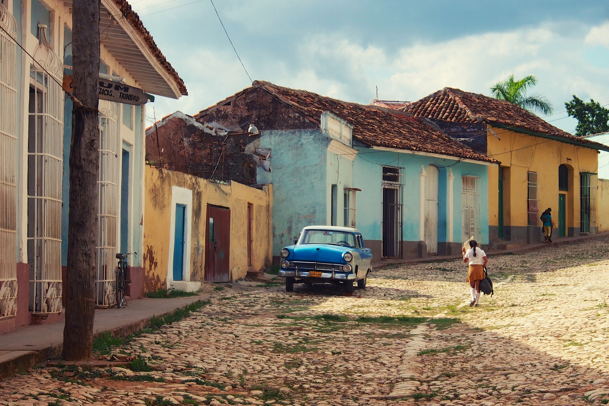 Journalists in Cuba have been barred from reporting about damage from Hurricane Matthew. Photo by balintfoeldesi on Flickr and used with Creative Commons license.