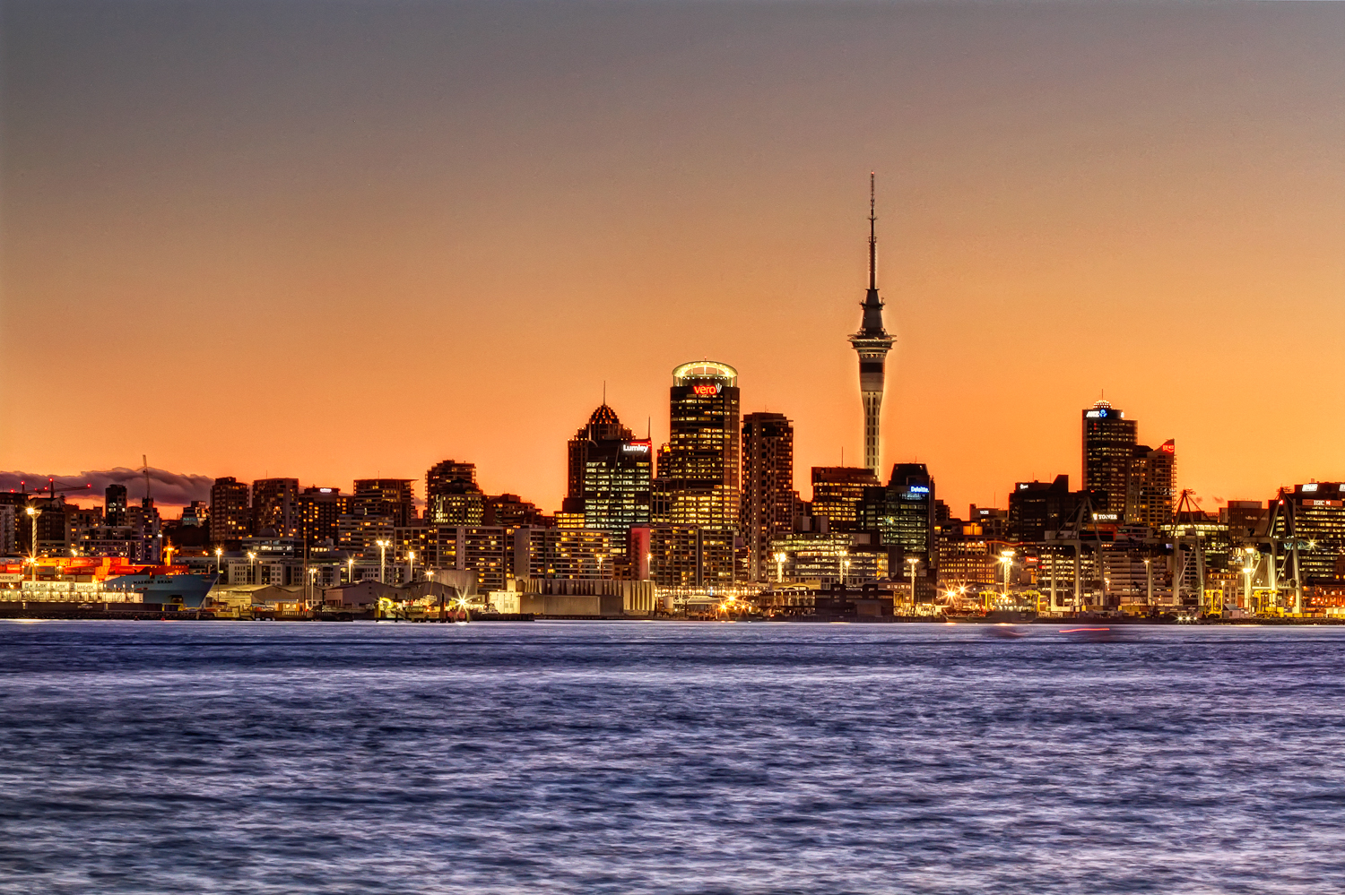 Auckland, New Zealand will play host to an ad:tech conference this month. Photo by Stewart Baird on Flickr and used with Creative Commons license.