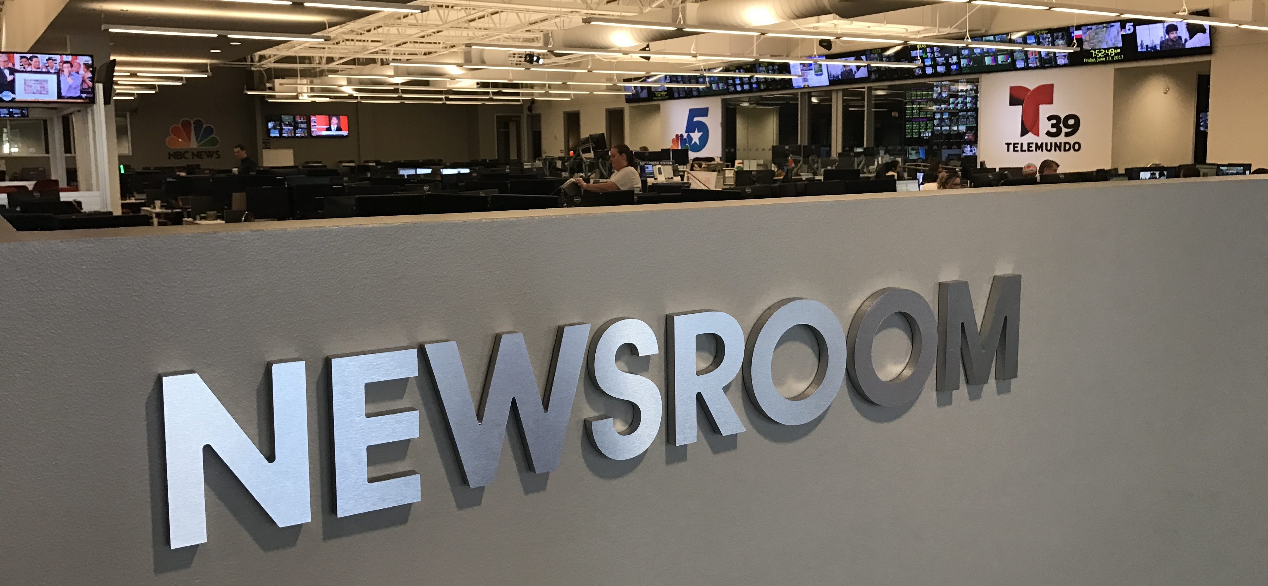 TV Newsroom to Classroom: What One Prof Learned at His ...