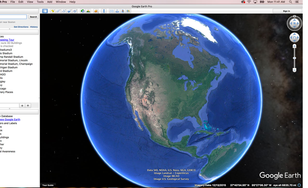 Bring the world to the classroom with google earth tools for Goodl
