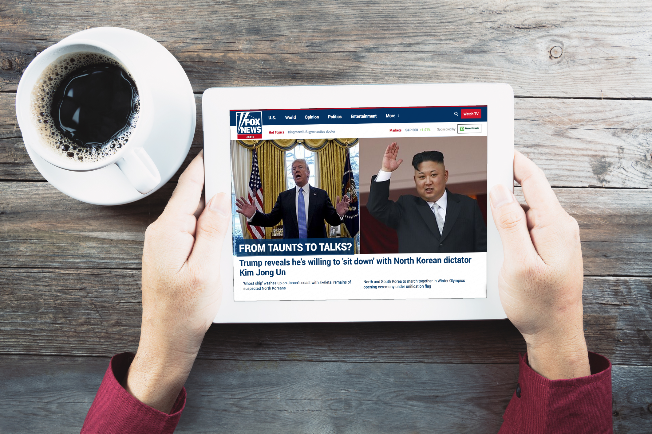 Who Gets The Most Traffic Among Conservative Websites?