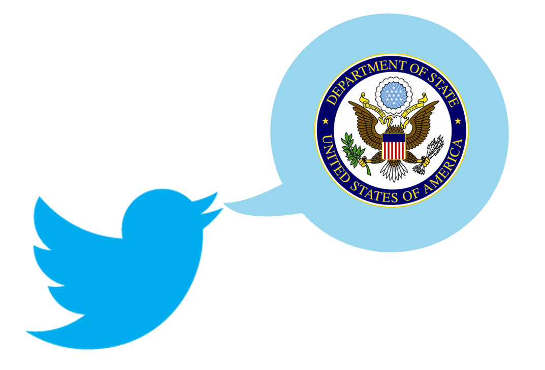 http://www.pbs.org/mediashift/twitterstatedept