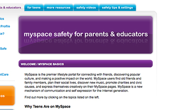http://www.pbs.org/mediashift/myspace%20safety