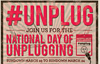 http://www.pbs.org/mediashift/unplug%20day