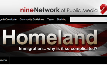 http://www.pbs.org/mediashift/homeland%20grab