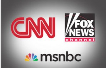 What's Your Favorite 24-Hour Cable News Channel?