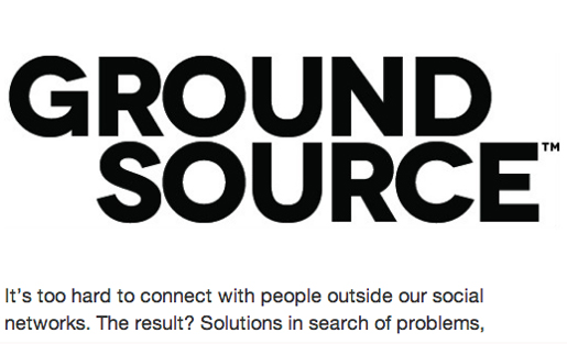 groundsource