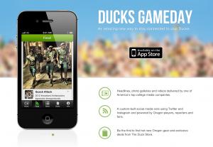 Ducks GameDay