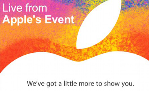 live iphone event
