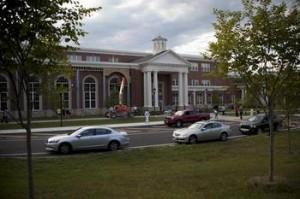 Natick High School.