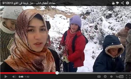 watching syrias war