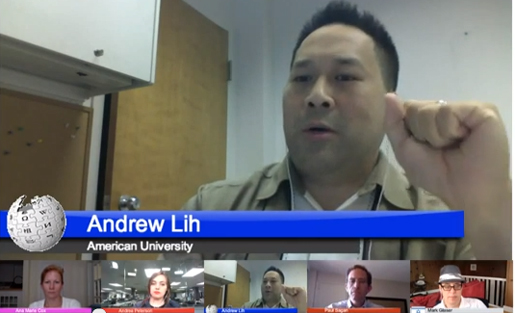 andrew lih on mediatwits