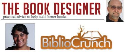 Joel Friedlander Interior Book Design, Miral Sattar Bibliocrunch Cover Design