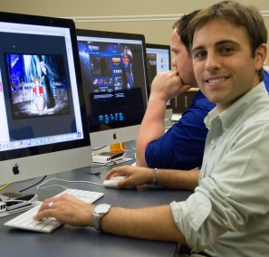 Kyle Moody last fall taught aspiring journalists at The University of Iowa about covering and reviewing videogames.