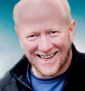 Allan Karl, Worldrider, Kickstarter author success