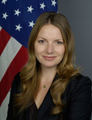 Meghann Curtis, State Department