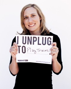 Tanya Schevitz of Reboot on why she unplugs.