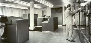 IBM NORC, 1954. Courtesy of Columbia University Computing History