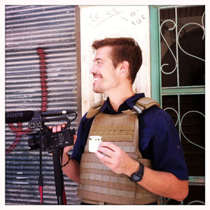 James Foley (Courtesy of www.freejamesfoley.org)